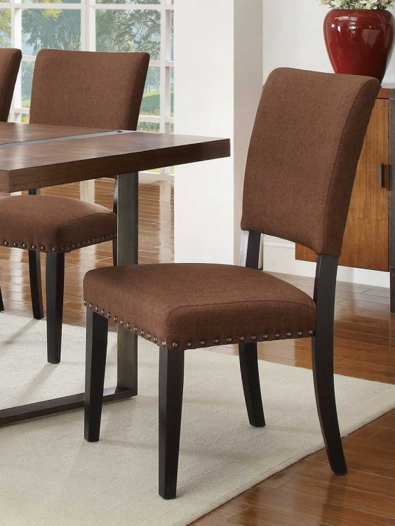 Northwood Side Chair - Natural Brown