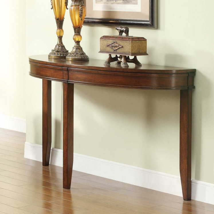 Parrish Sofa Table - Cherry� - Homelegance