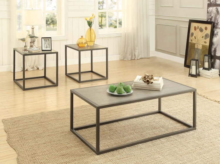 Gage 3-Piece Occasional Tables