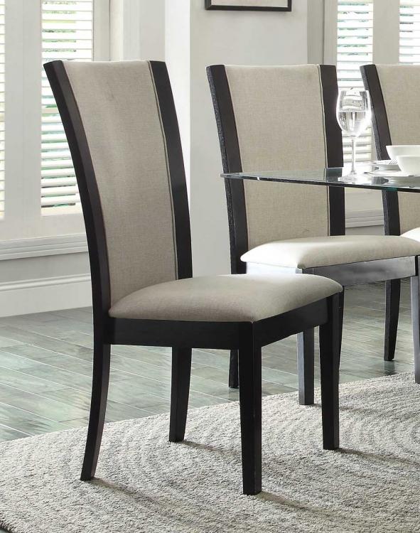 Havre Side Chair - Beige Fabric