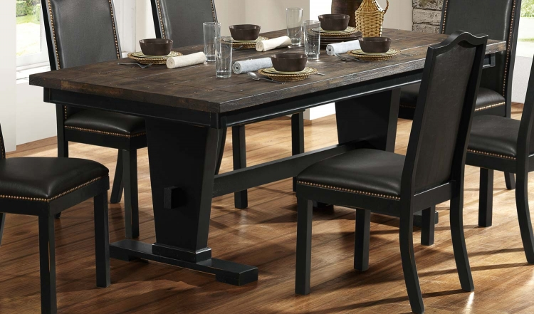 Nuland Trestle Table