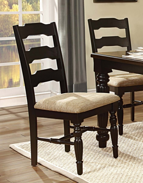 Sutherlin Grove Side Chair - Beige Fabric