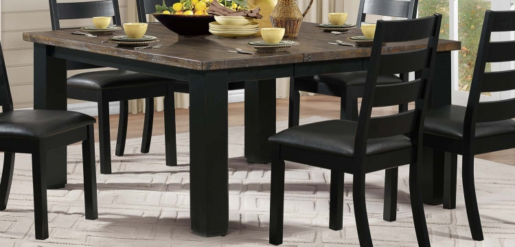 Hyattsville Dining Table - Black