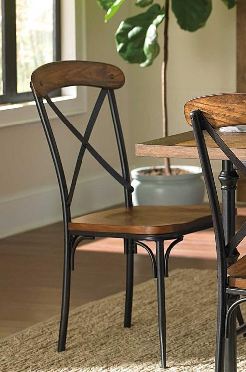 Millwood Side Chair - Ash Veneer