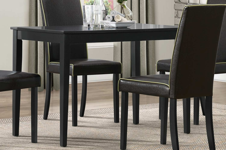 Ripon Dining Table - Black
