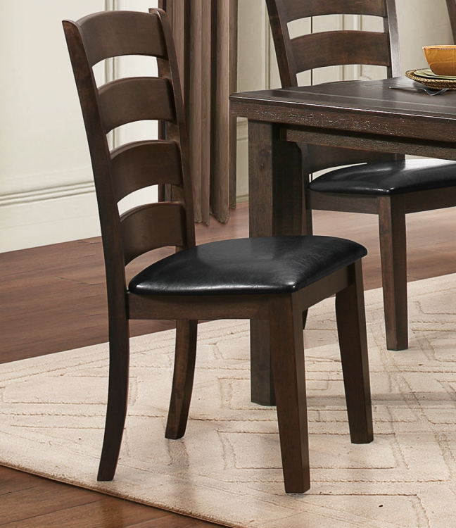 Pacific Grove Side Chair - Brown