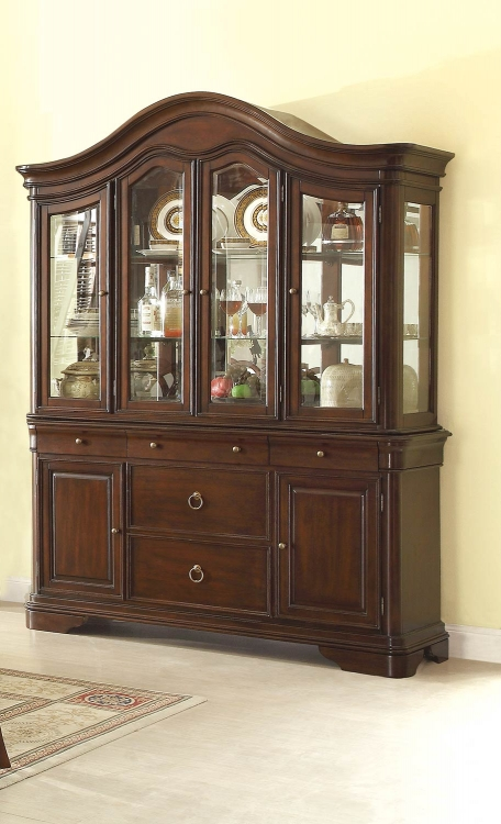 San Anselmo China Cabinet - Cherry