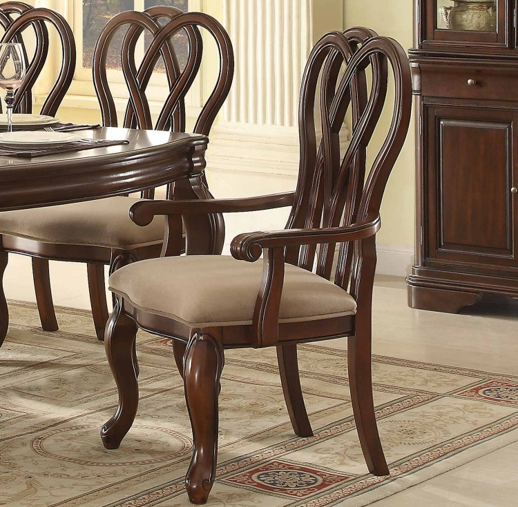 San Anselmo Arm Chair - Cherry