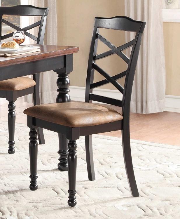 Isleton Side Chair - Black
