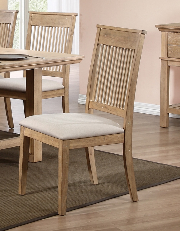 Candace Side Chair - Natural