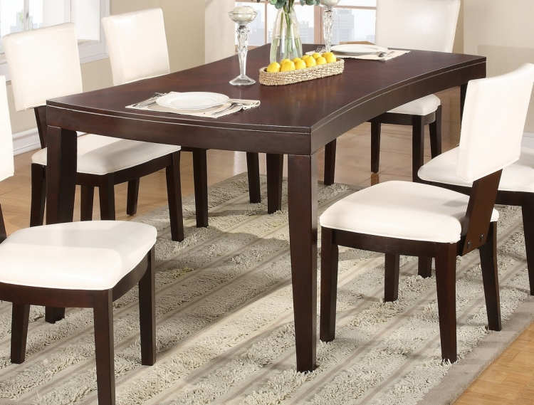 Wyman Dining Table - Homelegance