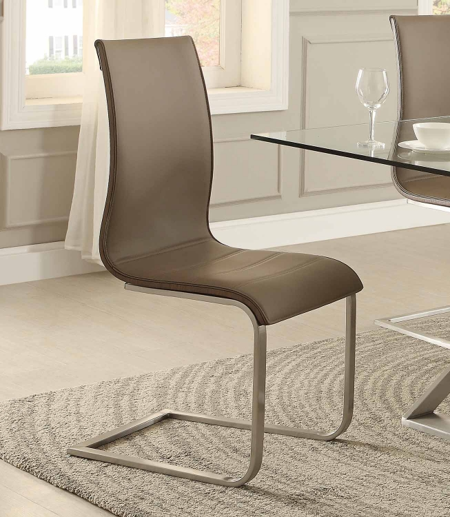 Odeon Side Chair - Wood/Metal