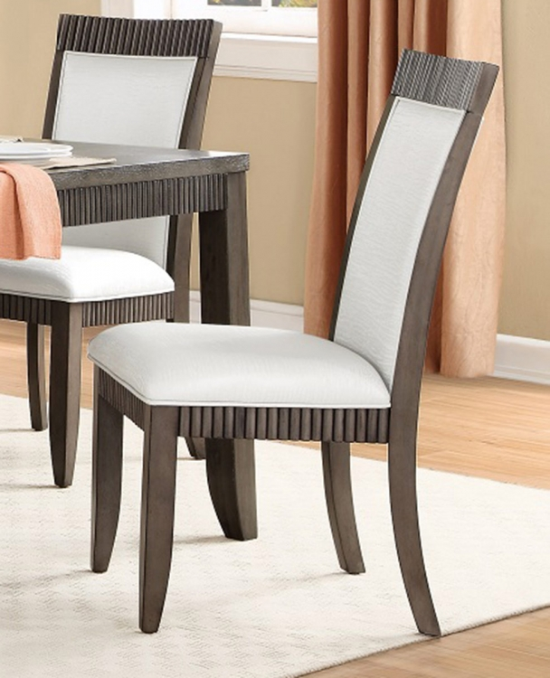 Piqua Side Chair - Grey