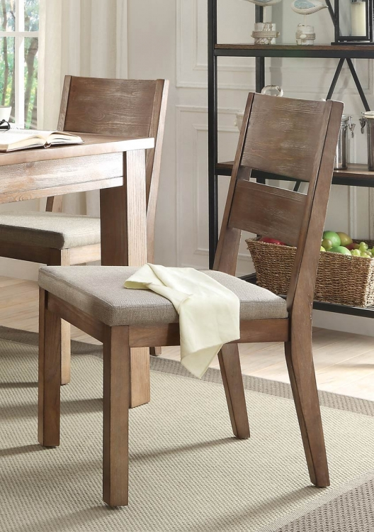 Marion Side Chair - Natural Weathered