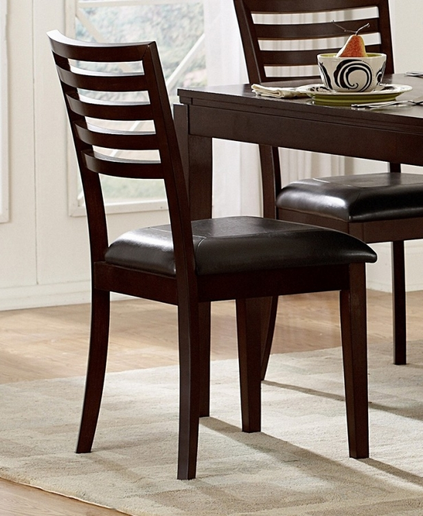 Judson Side Chair in Leatherette