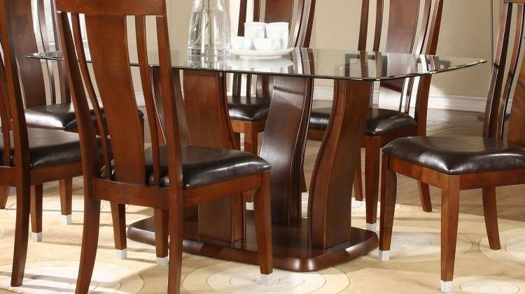 Emmett Dining Table - Homelegance