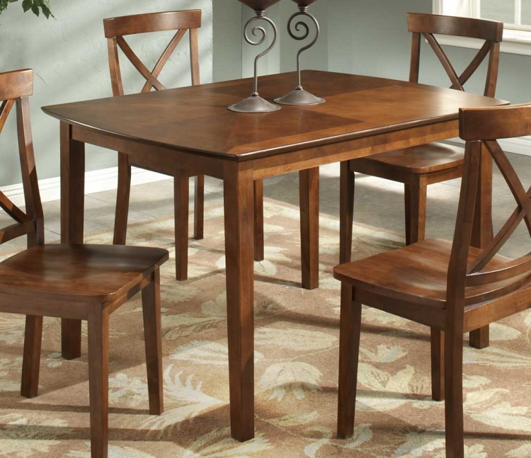 Henley Dining Table 48 Inches-Homelegance