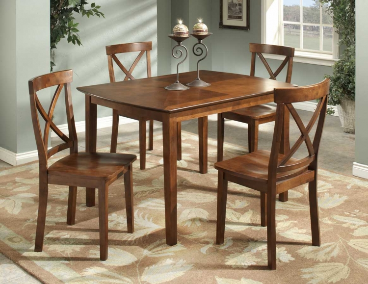 Henley Dining Collection 48 Inches-Homelegance