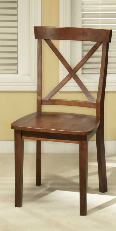 Henley Side Chair X Back