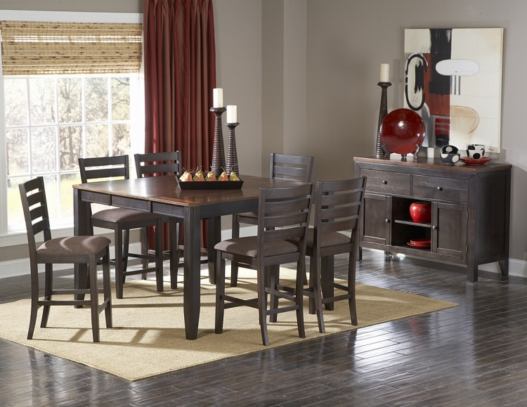 Natick Counter Height Dining Set - Homelegance