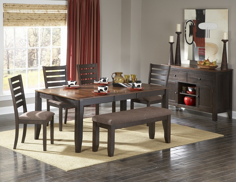 Natick Dining Set - Homelegance