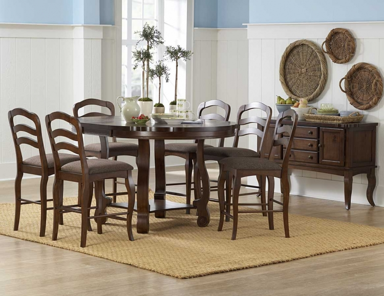 Arlington Counter Height Dining Set - Homelegance