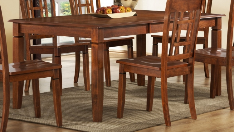 Gresham Dining Table in Nyota Pattern