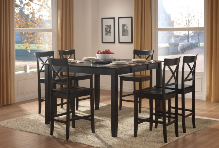 Billings Counter Height Dining Set - Homelegance