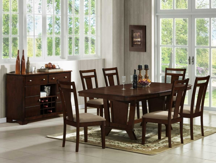 Farmingham Dining Set - Homelegance