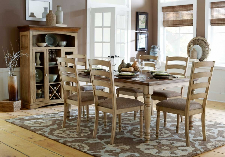 Nash Dining Set - Homelegance