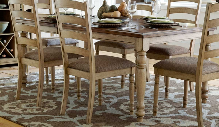 Nash Dining Table - Homelegance