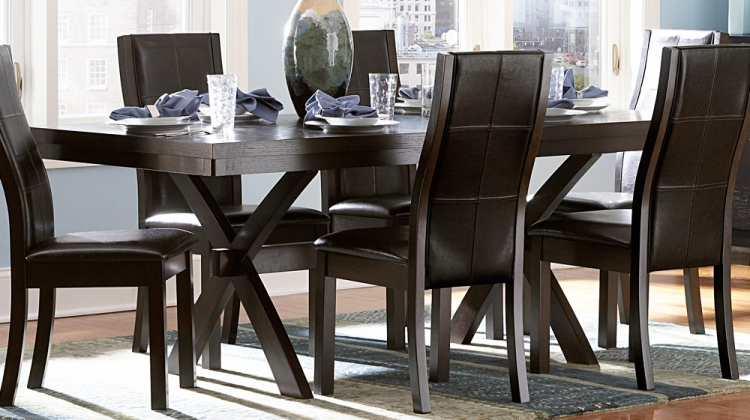 Sherman Dining Table - Homelegance