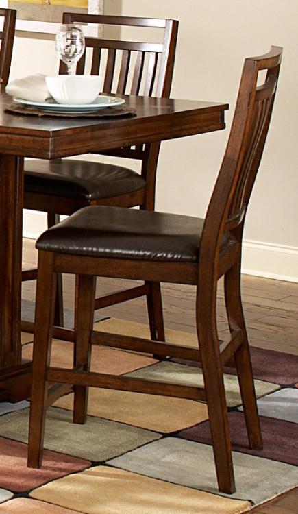 Everett Counter Height Chair - Cherry