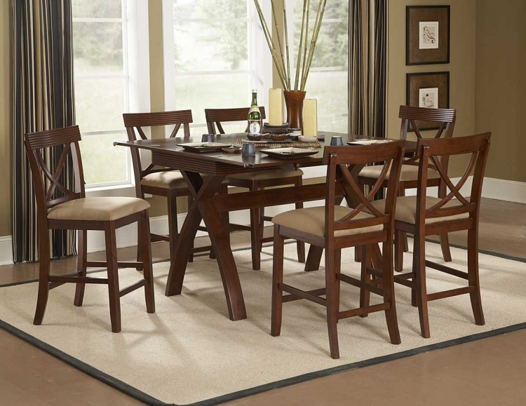 Sunbelt Counter Height Dining Set - Homelegance