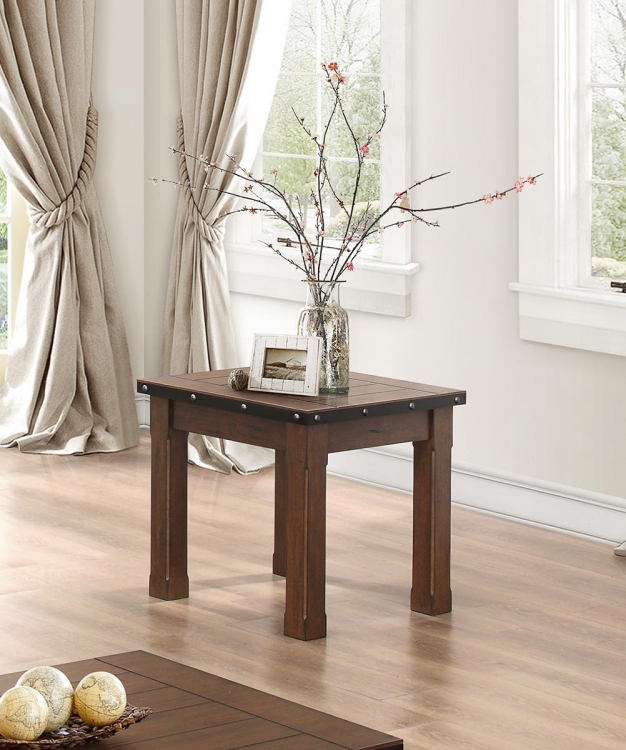 Schleiger End Table