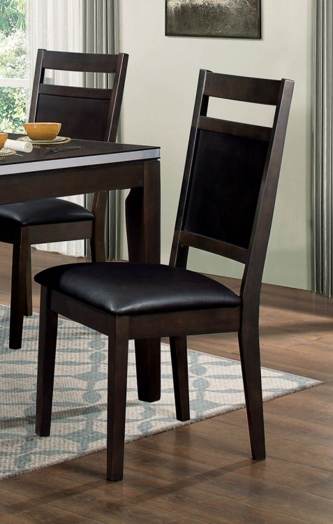 Pasco Side Chair - Espresso