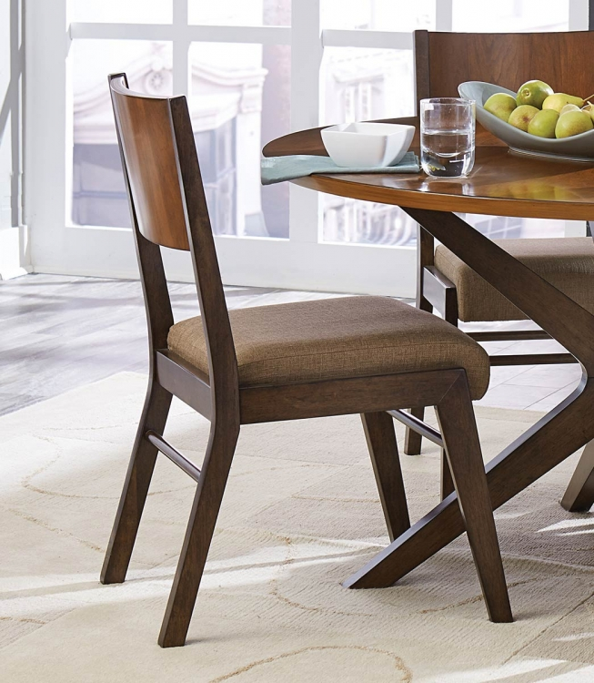 Bhaer Side Chair - Two-tone