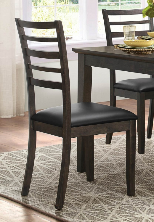 Cabrillo Side Chair - Grey/Brown
