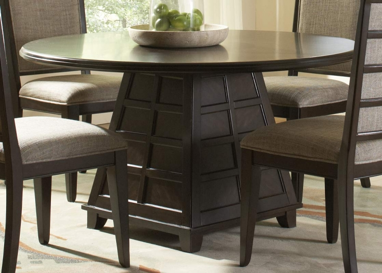 Dempsey Round Dining Table� - Homelegance
