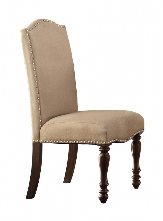 Benwick Side Chair - Dark Cherry