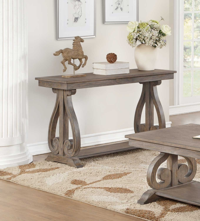 Toulon Sofa Table