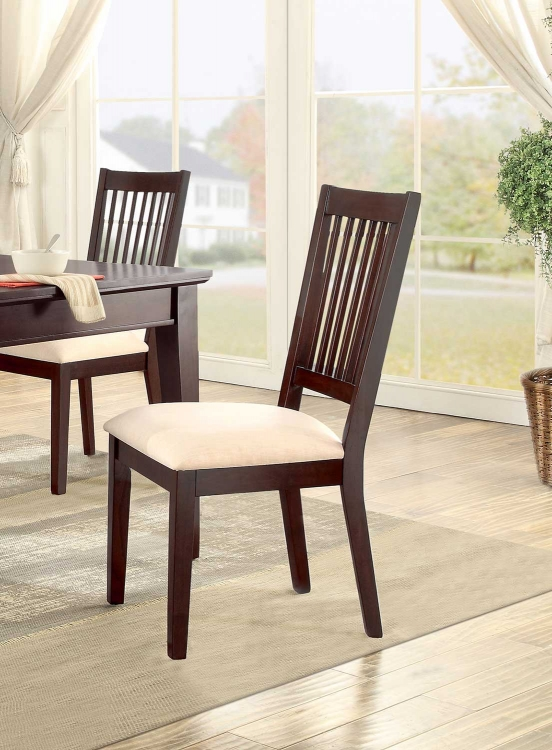 Timber Forge Side Chair - Cherry