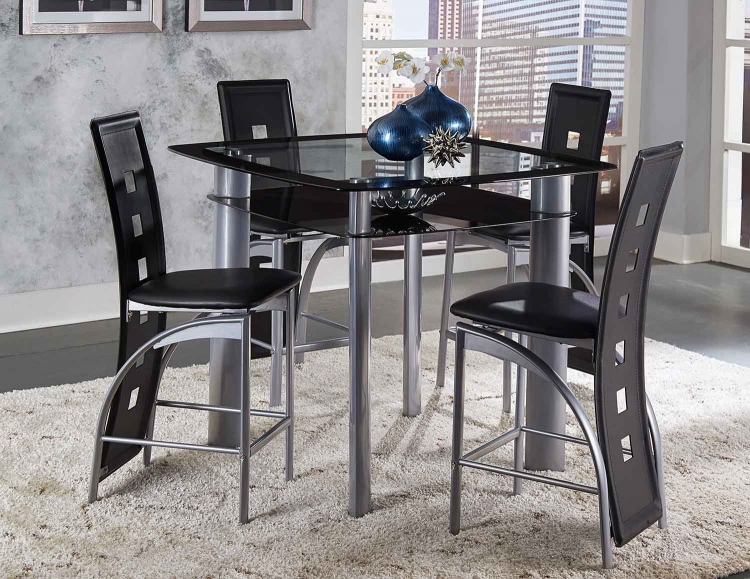 Sona Square Counter Height Dining Set