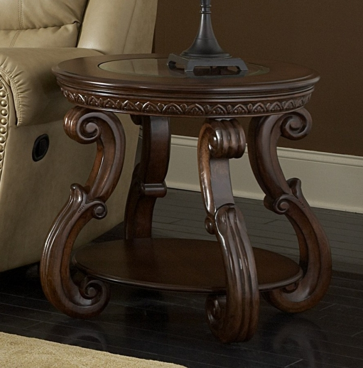 Cavendish End Table - Homelegance