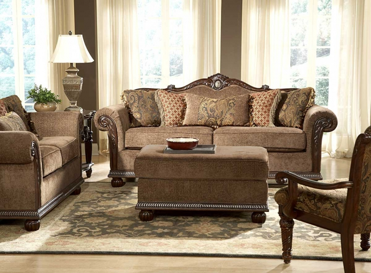 Catalina Sofa Collection-Homelegance