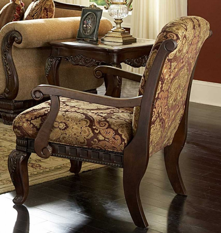 Lambeth Accent Chair - Homelegance