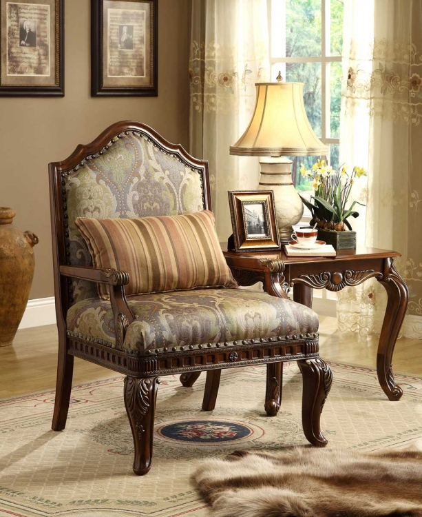 Lambeth II Chair - Chenille