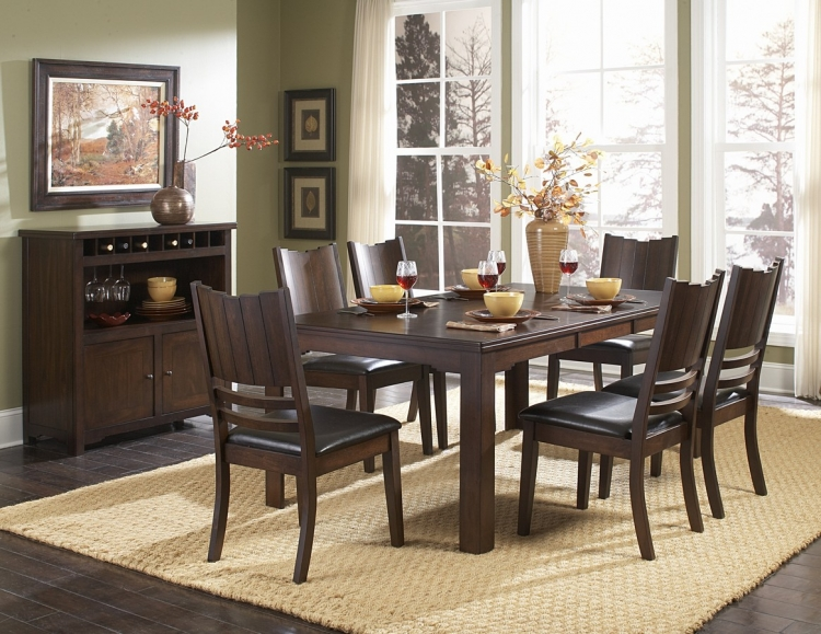 Neely Dining Set - Homelegance