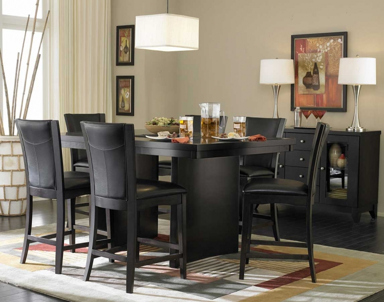 Daisy Counter Height Dining Set - Homelegance
