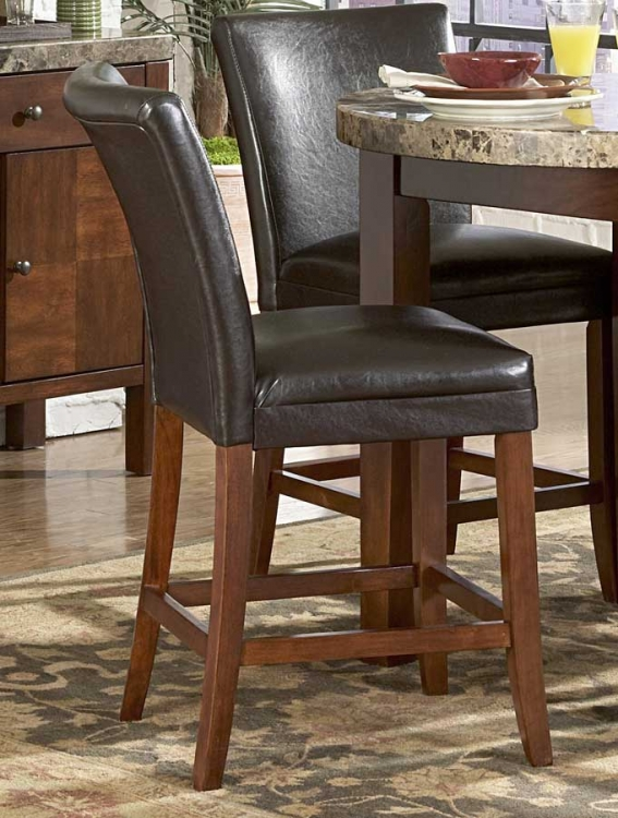 Achillea Counter Height Chair-PU